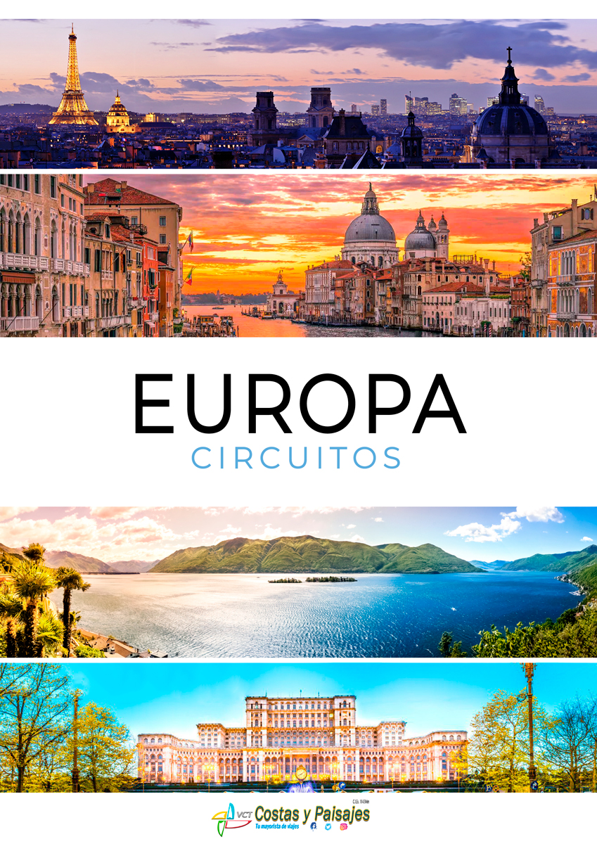 Europa; Circuitos; Ofertas; Agencia de Viaje; Mayorista de Viaje