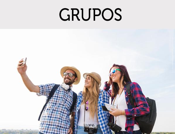 Grupos ofertas | Agencias de Viajes