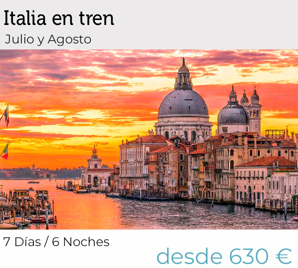 Circuitos por Italia-Venecia