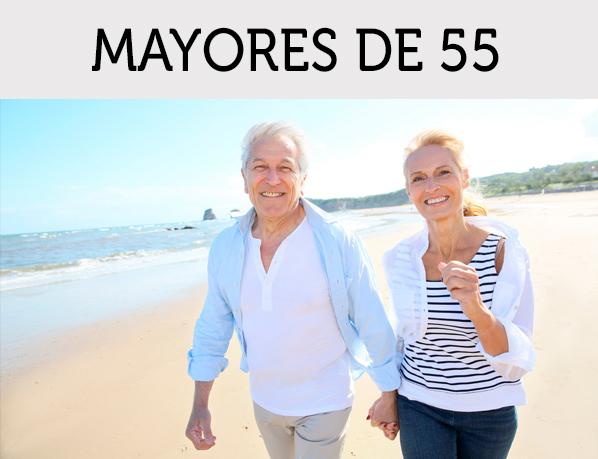 Mayores de 55, Vacaciones, Bus+hotel, Salidas desde Extremadura