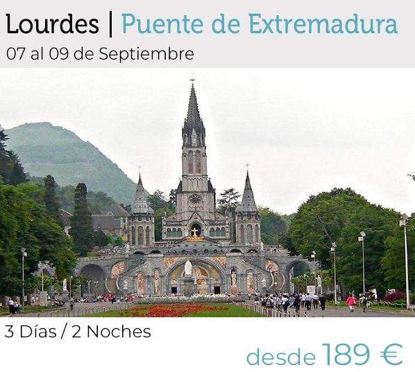 Oferta Lourdes